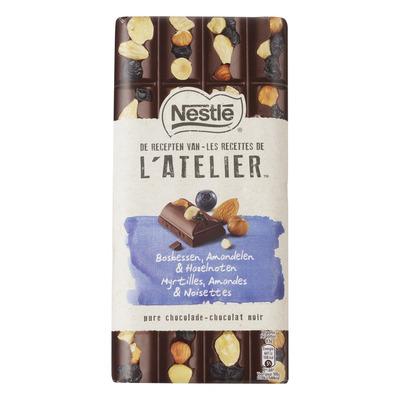 Nestlé Bosbes amandel hazelnoot