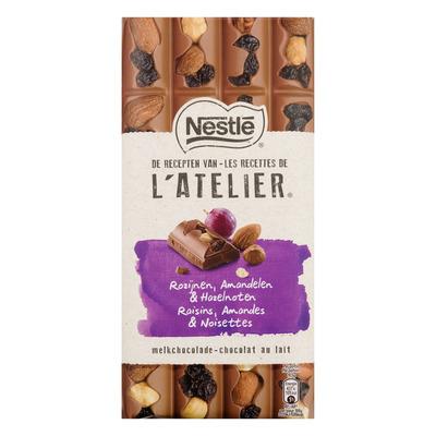 Nestlé Rozijn amandel noot