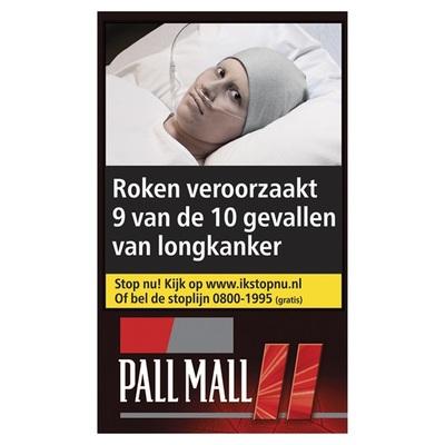 Pall Mall shag red XXL pouch