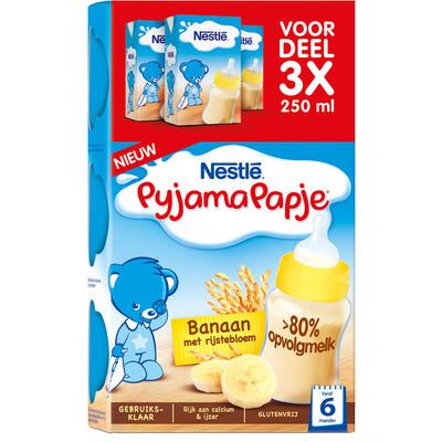 Nestlé Pyjamapapje banaan voordeel