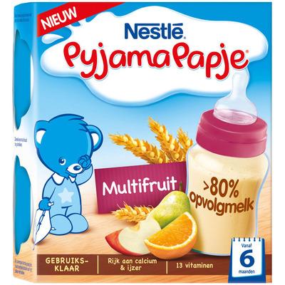 Nestlé Pyjamapapje multifruit 6mnd