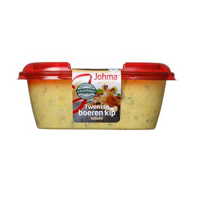 Johma Twentse boeren kip salade