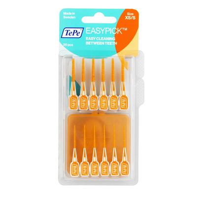 Tepe Easypick siliconen tandenstoker XS/S