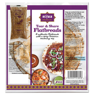Al'Fez Flatbreads