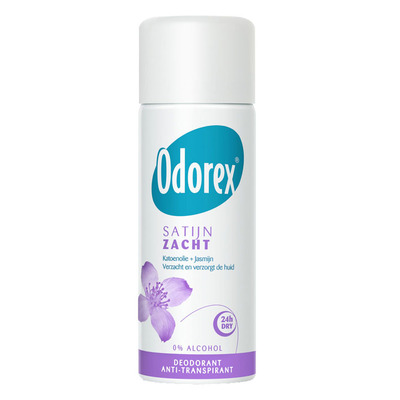 Odorex Mini deospray satijnzacht