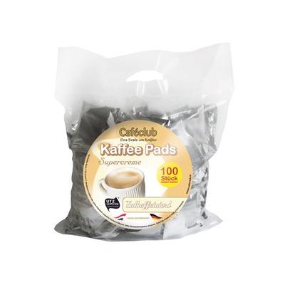 Caféclub Kaffee pads entkoffeiniert