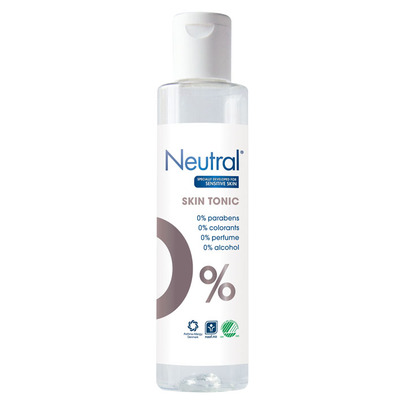 Neutral Parfumvrij face tonic