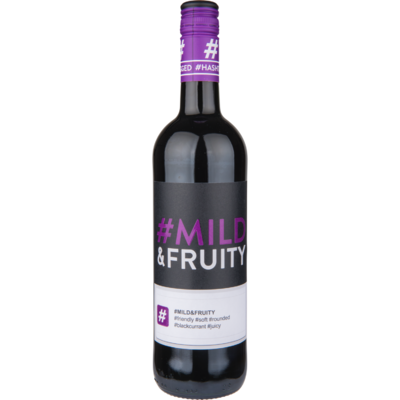 Hashtagged Mild fruity