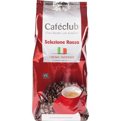 Caféclub Selezione rosso kaffeebohnen