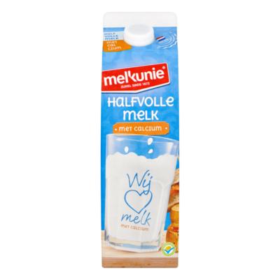 Melkunie Halfvolle Melk met Calcium