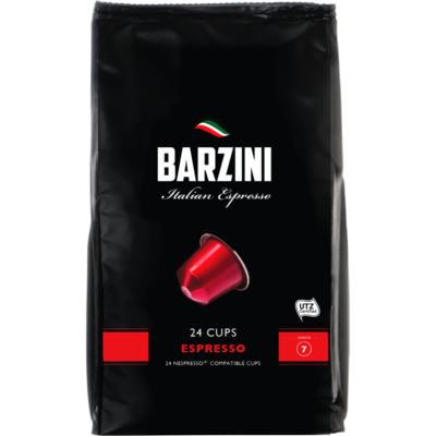 Barzini Espresso cups sterkte 7