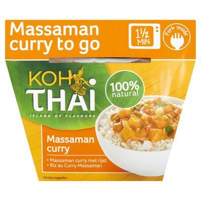 Kohthai Massaman Curry To Go
