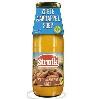Struik Zoete aardappelensoep