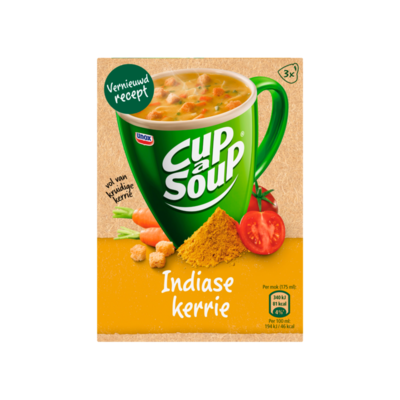 Cup-a-Soup Indiase Kerrie