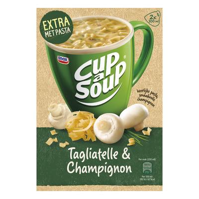 Unox Cup-a-soup tagliatelle & champignon