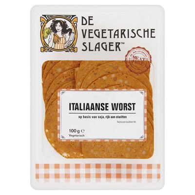 Vegetarische Slager Italiaanse worst