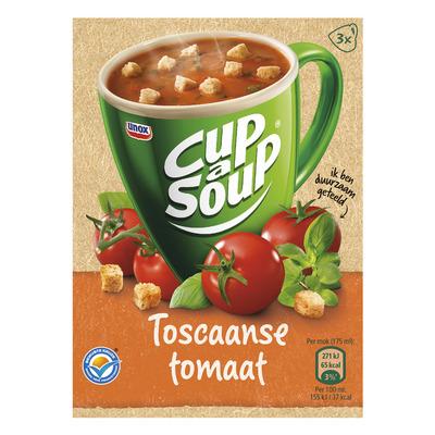 Unox Cup-a-soup Toscaanse tomaat