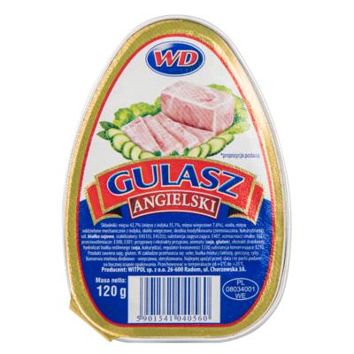 WD Gulash angielski