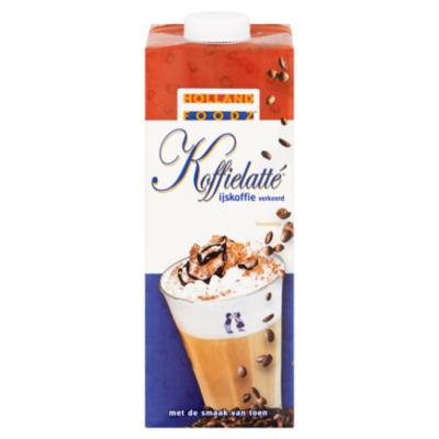 Holland Foodz Koffielatte ijskoffie verkeerd