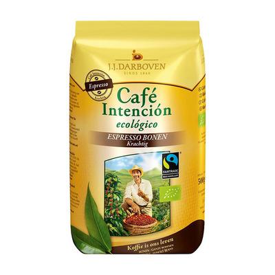 Café Intención Ecológico espresso bonen krachtig