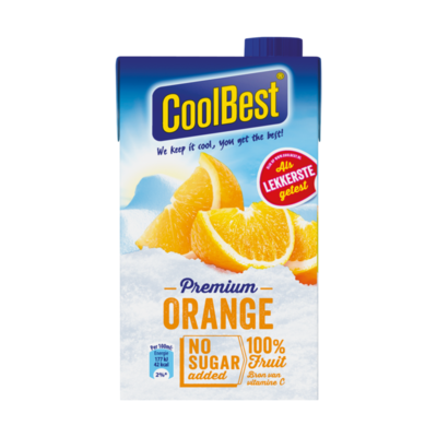 CoolBest Premium Orange