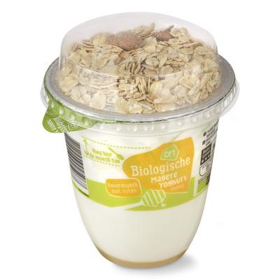 AH Biologisch Yoghurt honing met noot
