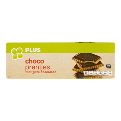 Huismerk Choco prentjes puur