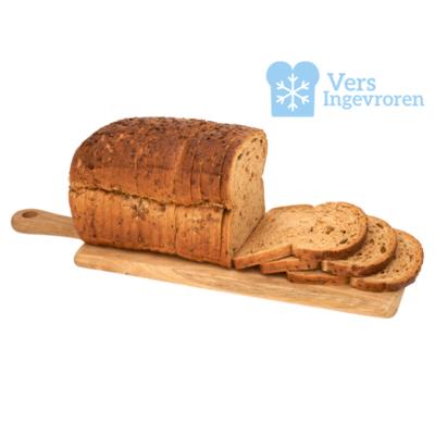 Goudeerlijk Gesneden Boeren Pompoen Brood Heel (Vers Ingevroren)