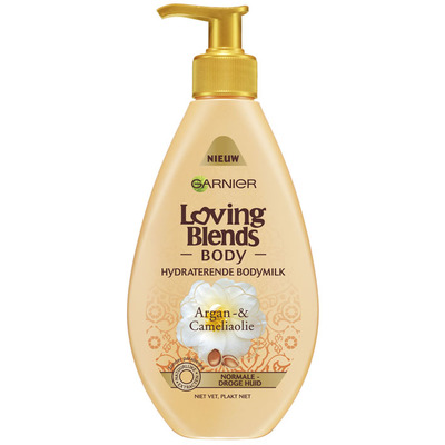 Garnier Loving Blends argan & camelia bodymilk