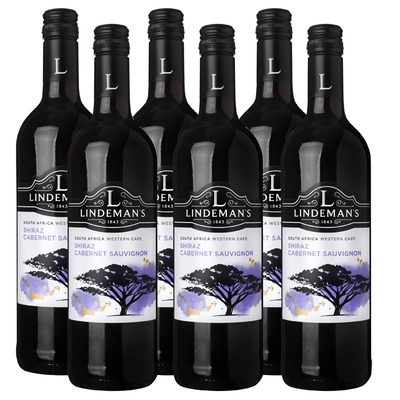 Lindeman's 6 x South Africa Shiraz Cabernet