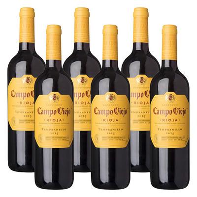 Campo Viejo 6 x Rioja Tempranillo