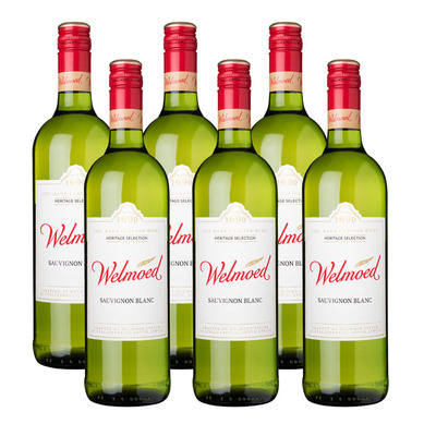Welmoed 6 x Sauvignon Blanc