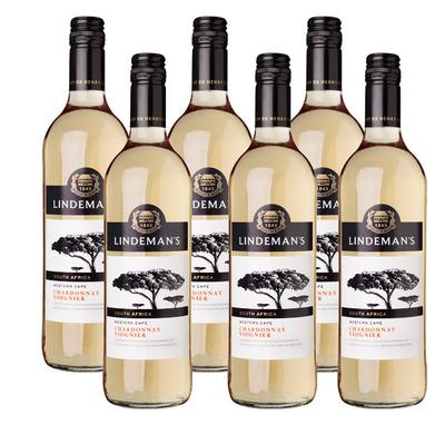 Lindeman's 6 x South Africa Chardonnay Viognier