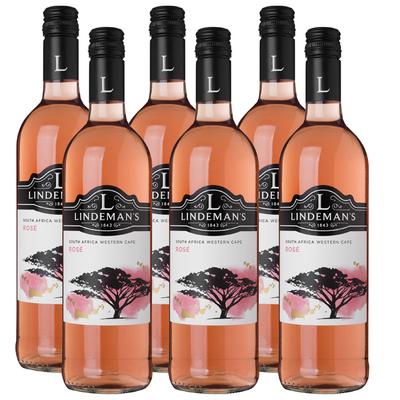 Lindeman's 6 x South Africa Rosé