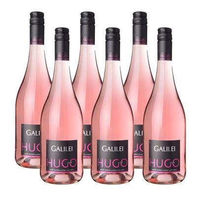 Galilei 6 x Hugo rosé
