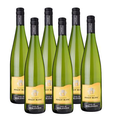Cave de Beblenheim 6 x Pinot Blanc