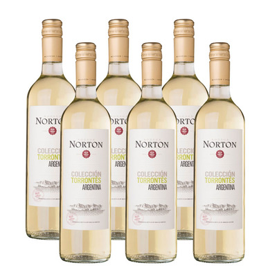 Norton 6 x Colección Torrontés