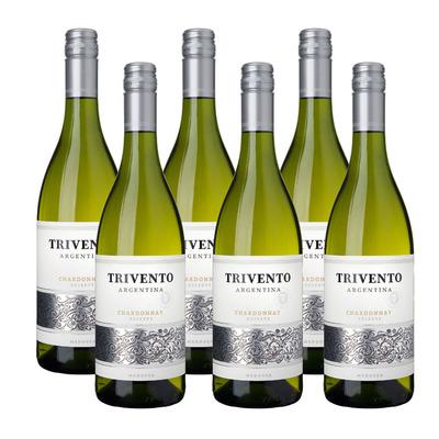 Trivento 6 x Chardonnay Reserve