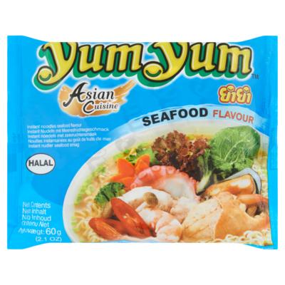 Yum Yum Bamisoep zeevruchten