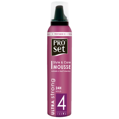 Proset Mousse ultra strong