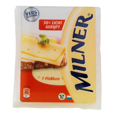 Milner Licht gerijpt 30+ plakken