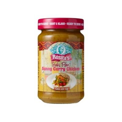 Rosita's Sunny curry