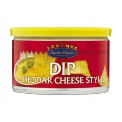 Santa Maria Dip Cheddar cheese style