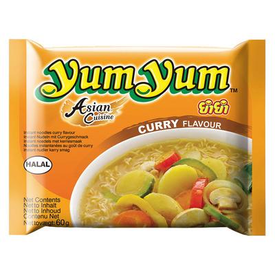 Yum Yum Kerrie noedels soep