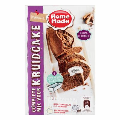 Homemade Complete mix voor kruidcake