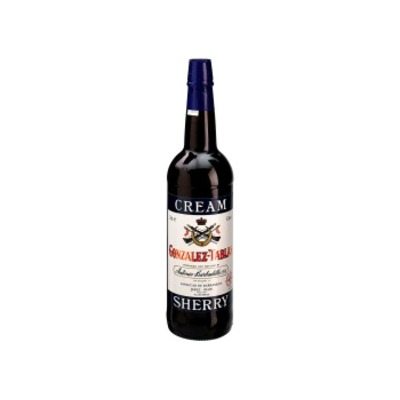 Gonzalez Sherry cream