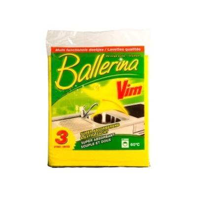 Vim Ballerina schoonmaakdoekjes
