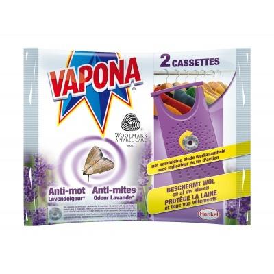 Vapona Anti mottencasset lavendel
