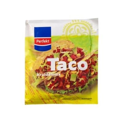 Perfekt Taco kruidenmix