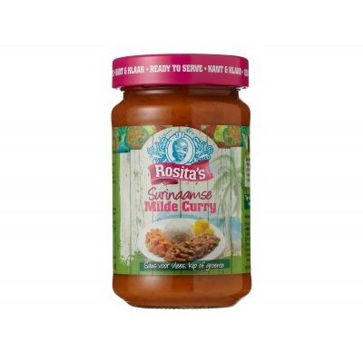 Rosita's Milde curry